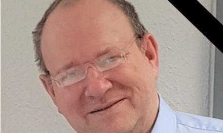 Dr. Ralf Tscheuschner ist tot – wir trauern um einen hochkompetenten Mitstreiter