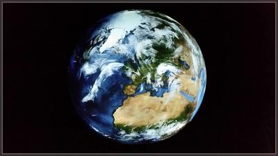 Eine Botschaft von Mutter Erde