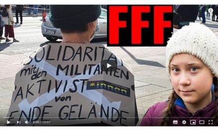 FridaysForFuture und Globaler Klimastreik: Aktivisten mögen keine kritischen Fragen