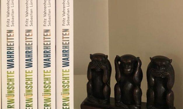 'Unerwünschte Wahrheiten' – das neue Buch von Sebastian Lüning und Fritz Vahrenholt