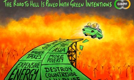 Matt Ridley: 10 Gründe, warum die <i>Grüne Agenda</i> von Boris Johnson einfach nur falsch ist
