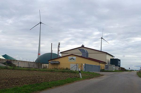 Neue Abstandregelung Windräder und Ausblick Biogas