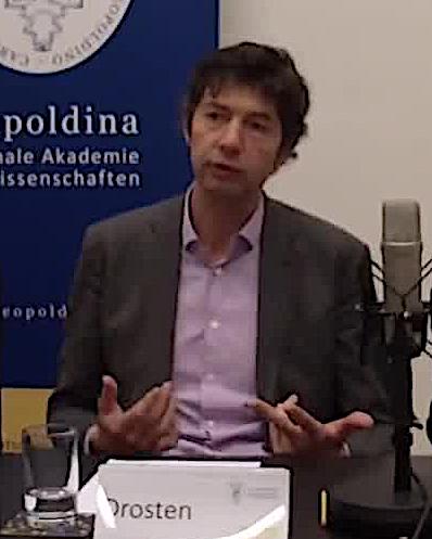 """""""Der Freiheit eine Gasse!"""" – Die Schiller-Rede von Christian Drosten"""