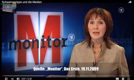 Schweinegrippe und die Medien 2009 – noch ohne Panikmache, ganz sachlich