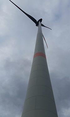 Windenergie nachhaltig? Von wegen