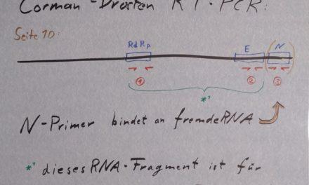 VIDEO: Erläuterungen zum Report über den SARS-CoV-2 PCR Test von Christian Drosten
