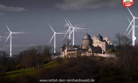 """Neue Welle """"grüner"""" Zerstörung durch die Windindustrie: Deutscher Wald nun """"on Sale"""""""