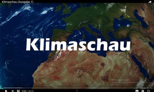 Klimaschau 7 – die Tagesschau von Sebastian Lüning