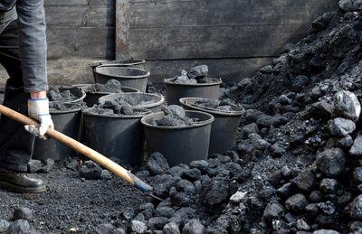 China umarmt Kohle viel mehr als Wind