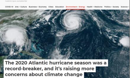Gab es wirklich eine Rekord-Saison bzgl. atlantischer Hurrikane?