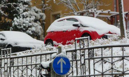Der Januar verweigert sich der CO<sub>2</sub>-Klimaerwärmung.