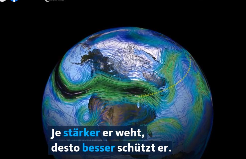 """""""Quarks"""": So hängen Kälte und Klimawandel zusammen!"""