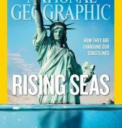 Manipulation der Daten zum Meeresspiegel
