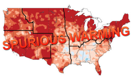 Alles erwärmt sich schneller als der Rest der Welt – ist das nicht unglaubwürdig?