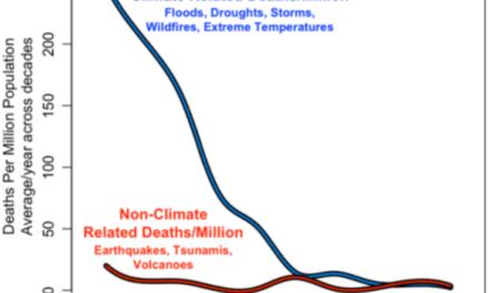 """""""Klimakrise"""" – """"Klimanotstand"""" weltweit? -Wohl nur in den Hirnen wohlstandsverwahrloster Mitmenschen"""