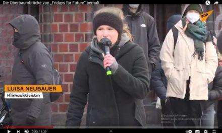 FFF-Klimastreik am 19. März: Luisa & Co blockieren die Straße, und in Karlsruhe laufen Wildschweine in Demo mit Mindestabstand