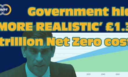 """ENTHÜLLT: Die vom Finanzminister als """"realistischer"""" eingeschätzten Kosten von 1,3 Billionen Pfund werden von der Regierung unterdrückt"""