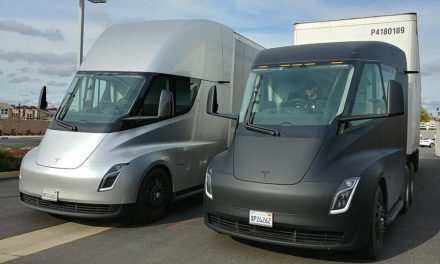 "Tesla-Lastkraftwagen ""Semi"" in Australien nicht zugelassen"
