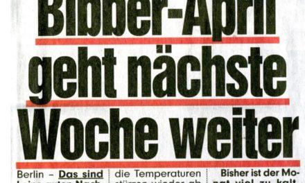 Aus kalt mach warm – Wie ARD Wetterfrosch Sven Plöger die Zuschauer manipuliert