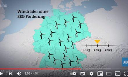 Allstedt in Niedersachsen, Abbau von Windanlagen nach Auslauf der Förderung