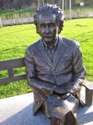 Albert Einstein sagte Nein! zu einer Strahlungs-Erwärmung der Atmosphäre durch CO<sub>2</sub>