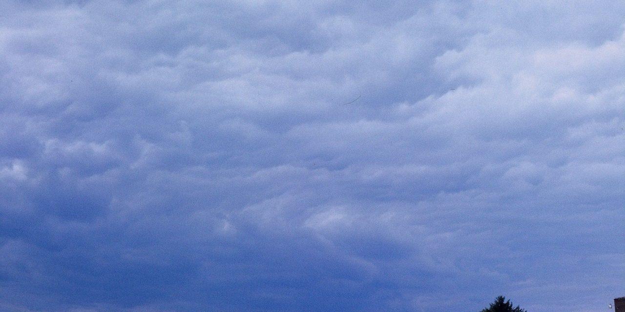 Wolken und globale Erwärmung
