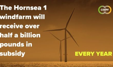 Der sündhaft teure Unfug von Subventionen für Windparks