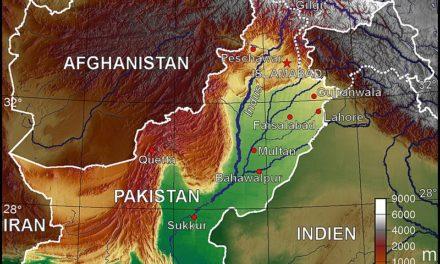 """""""Pandemie-Effekt"""": Bremste Lockdown die Schneeschmelze im Industal?"""