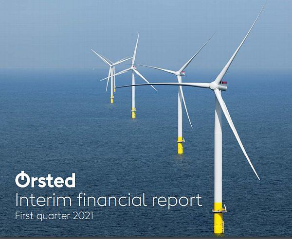Offshore: Der dänische Windparkbetreiber Ørsted erleidet massive finanzielle Verluste
