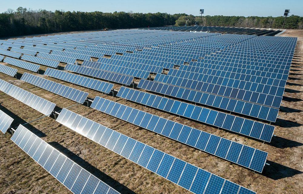 Energiewende zerstört die Umwelt Teil 1: Solaranlagen fördern die Erderwärmung, verursachen Trockenheit und zerstören die Umwelt