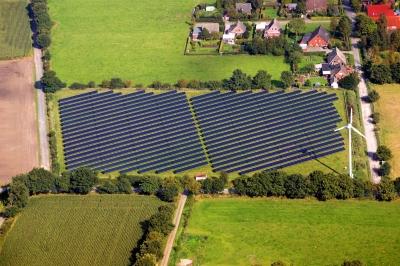 Solarparks: Ein giftiger Fleck in der Landschaft