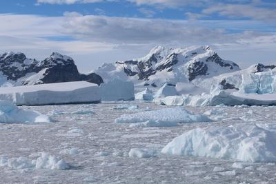 Klimawandel macht die Sommer in der Antarktis … kälter