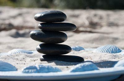 Alles im Gleichgewicht halten