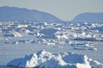 Warum redet eigentlich niemand über Grönland? Derzeit wird dort ein Rekord-SchneeZUWACHS verzeichnet