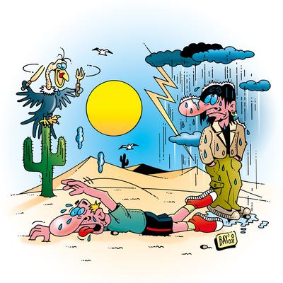 Die Wahrheit über Hitzewellen