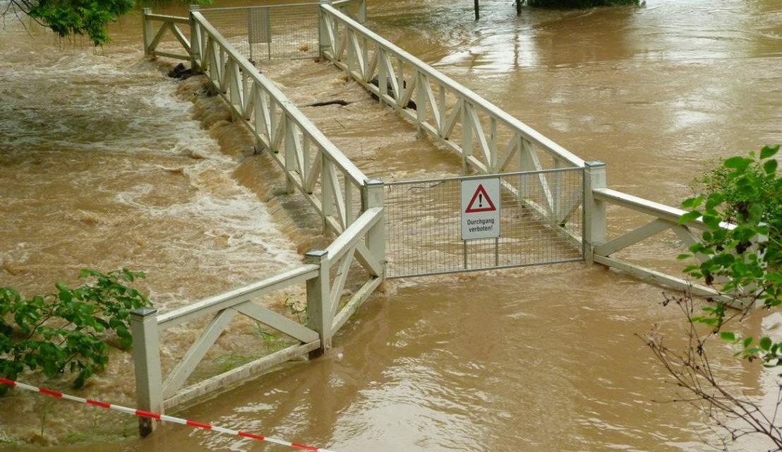 Sommerliche Starkregen und gebietsweise Hochwasser 2021 in Deutschland – wie ungewöhnlich ist das?