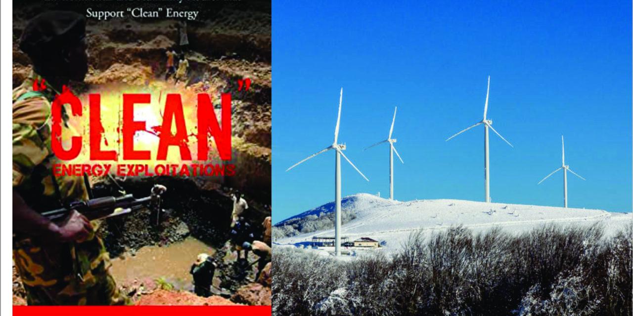 Rezension: Die Ausbeutung sauberer Energie: Endlich die wahre Geschichte