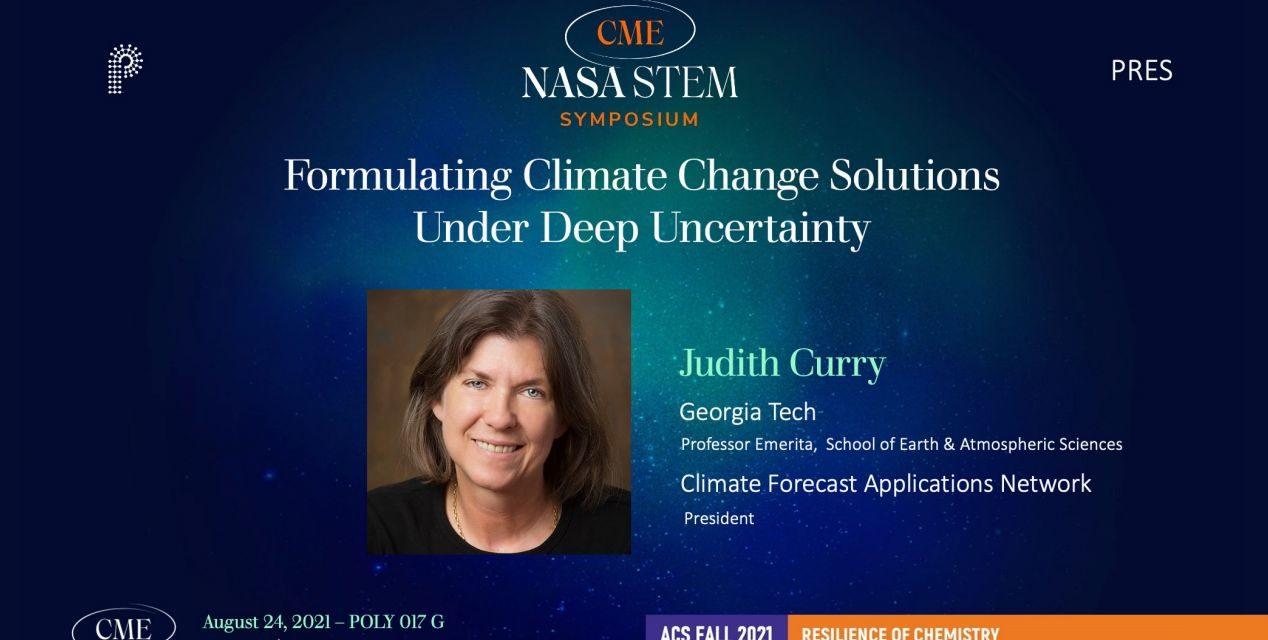 Klimawandel in 15 Minuten erklärt