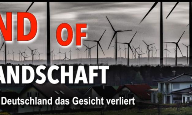 End of Landschaft: Wie Deutschland das Gesicht verliert – Kinofilm