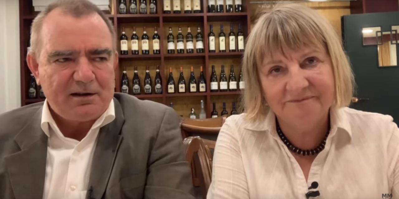 Benzin bald 3 Euro? Michael Mross fragt Vera Lengsfeld