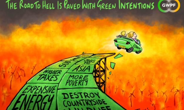 Noch ein GWPF-Rundbrief zur menschengemachten Energiekrise