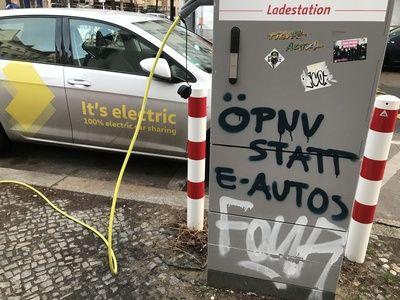 UK: Ladegeräte für E-Autos werden abgeschaltet, um Stromausfälle zu verhindern