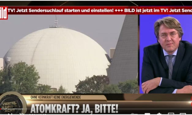 """""""Energiewende ohne Kernkraft ist unmöglich"""" – B.Z.-Chefkolumnist Gunnar Schupelius"""